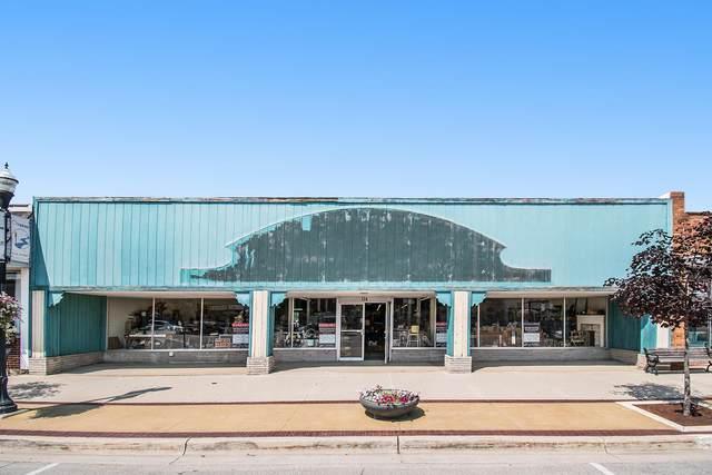 114 W Allegan Street, Otsego, MI 49078 (MLS #21095645) :: Sold by Stevo Team | @Home Realty