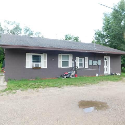 11583 N Maple Island Road, Fremont, MI 49412 (MLS #21097195) :: BlueWest Properties