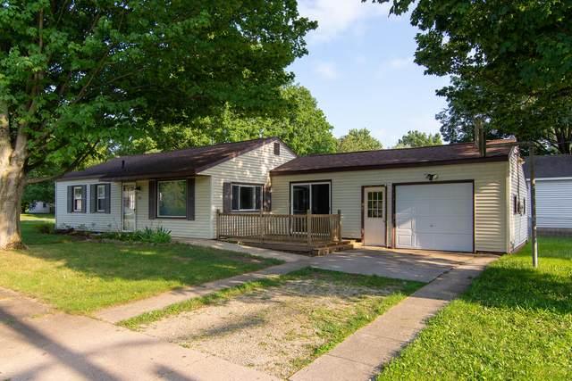 2114 Kathryn Street, Niles, MI 49120 (MLS #21097537) :: BlueWest Properties