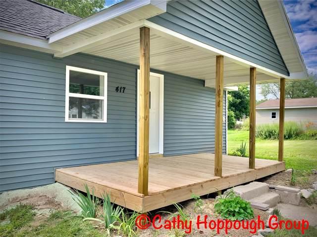 417 Taylor Court, Ionia, MI 48846 (MLS #21097970) :: BlueWest Properties