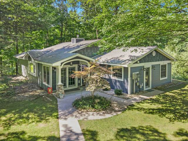 18753 Rapids Road, Thompsonville, MI 49683 (MLS #21098050) :: Deb Stevenson Group - Greenridge Realty
