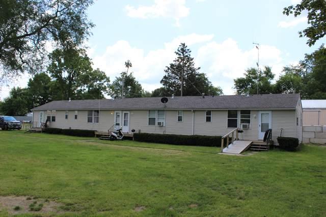 521 N Spruce Street, Vicksburg, MI 49097 (MLS #21098129) :: Sold by Stevo Team | @Home Realty