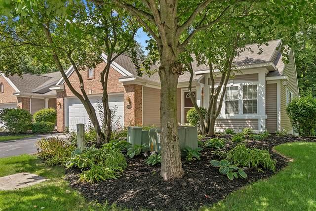 5939 W Lyn Haven Drive SE, Grand Rapids, MI 49512 (MLS #21098209) :: BlueWest Properties