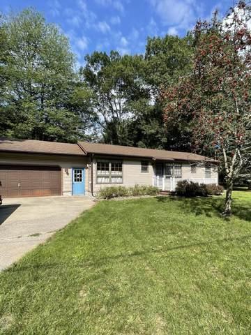 1155 N Sherman Road, Ludington, MI 49431 (MLS #21098220) :: BlueWest Properties