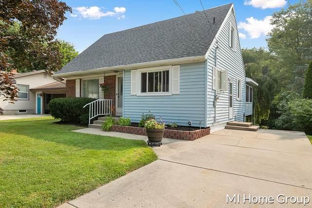 4156 Chadwick Avenue NE, Grand Rapids, MI 49525 (MLS #21098672) :: BlueWest Properties