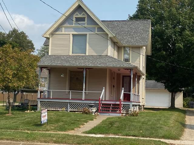 138 N N Main Street, Vicksburg, MI 49097 (MLS #21099709) :: BlueWest Properties
