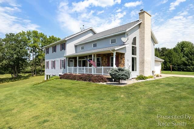 6051 Swift Lane, Lowell, MI 49331 (MLS #21100531) :: Sold by Stevo Team | @Home Realty