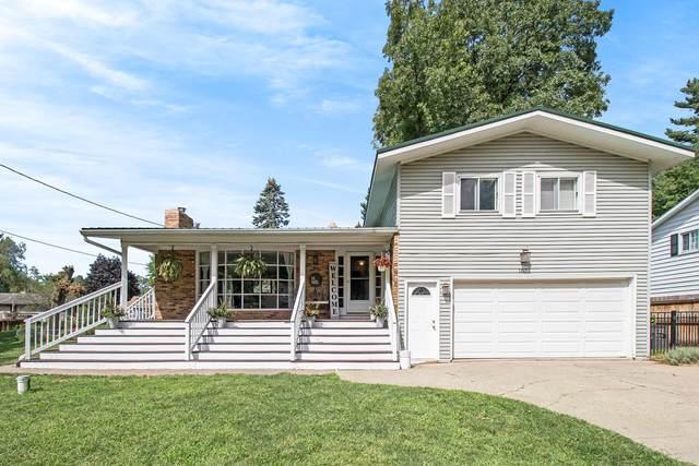 167 Woodridge Drive, Battle Creek, MI 49017 (MLS #21100630) :: BlueWest Properties