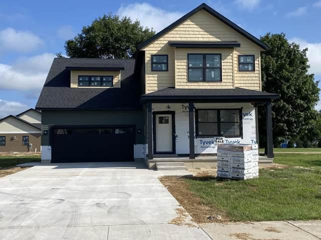 1677 Eagle Crest Drive, Baroda, MI 49101 (MLS #21101133) :: Sold by Stevo Team | @Home Realty