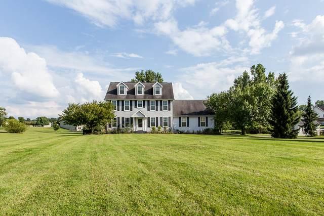 4036 Erika Drive, Pleasant Lake, MI 49272 (MLS #21102031) :: Sold by Stevo Team | @Home Realty