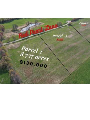 2-Parcel Red Pearl Lane, Middleville, MI 49333 (MLS #21102712) :: CENTURY 21 C. Howard