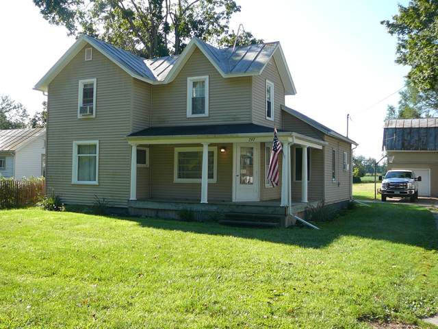 297 Bater Road, Coldwater, MI 49036 (MLS #21103961) :: The Hatfield Group
