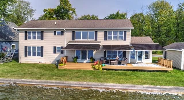 10769 Gun Lake Road, Middleville, MI 49333 (MLS #21104781) :: Sold by Stevo Team   @Home Realty