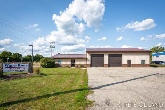 1395 Bowes Road, Lowell, MI 49331 (MLS #21104814) :: The Hatfield Group
