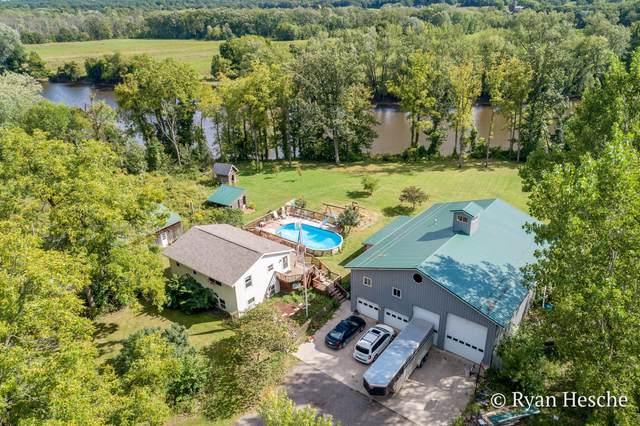 8085 W Bluewater Highway, Saranac, MI 48881 (MLS #21104950) :: Sold by Stevo Team | @Home Realty