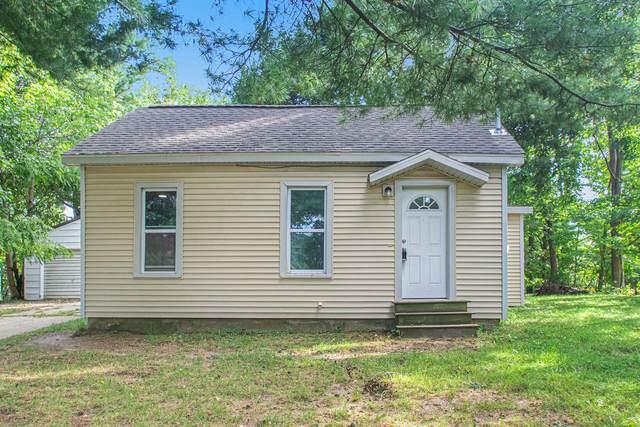 228 Park Street, Burr Oak, MI 49030 (MLS #21105809) :: BlueWest Properties