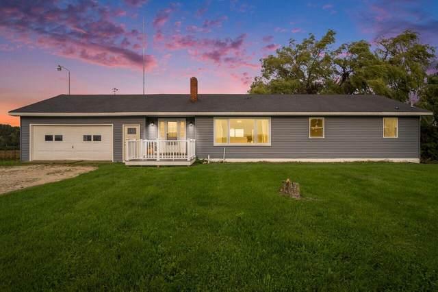 5299 S Hogenson Road, Scottville, MI 49454 (MLS #21105923) :: JH Realty Partners