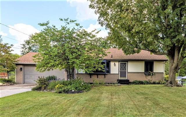1774 Pheasant Avenue NW, Grand Rapids, MI 49534 (MLS #21106317) :: Ginger Baxter Group