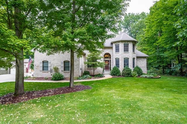 7011 Sanctuary Drive, Jackson, MI 49201 (MLS #21106571) :: BlueWest Properties