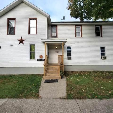 129 Washington Street, Bronson, MI 49028 (MLS #21106920) :: The Hatfield Group