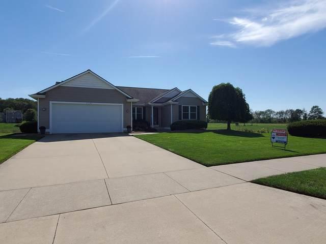 1791 Ericridge Drive, Hudsonville, MI 49426 (MLS #21107558) :: Deb Stevenson Group - Greenridge Realty