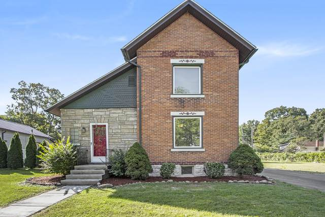 291 W Main Street, Marcellus, MI 49067 (MLS #21107602) :: Sold by Stevo Team   @Home Realty