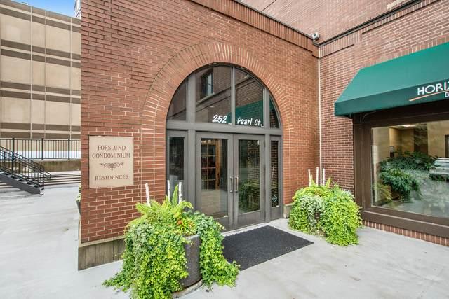 252 Pearl Street NW 3A, Grand Rapids, MI 49503 (MLS #21108242) :: JH Realty Partners