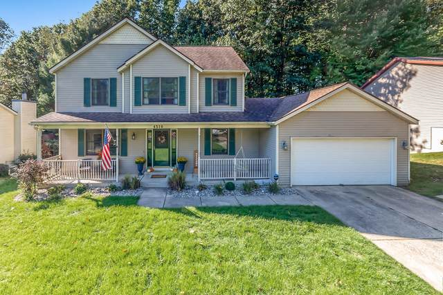 4510 Olde Forest Drive, Kalamazoo, MI 49009 (MLS #21110433) :: Sold by Stevo Team | @Home Realty