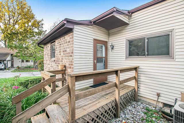 2649 Knightsbridge Road SE #44, Grand Rapids, MI 49546 (MLS #21111578) :: Fifth Floor Real Estate