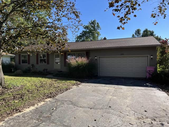 154 Beaumont Drive, Battle Creek, MI 49014 (MLS #21111587) :: The Hatfield Group