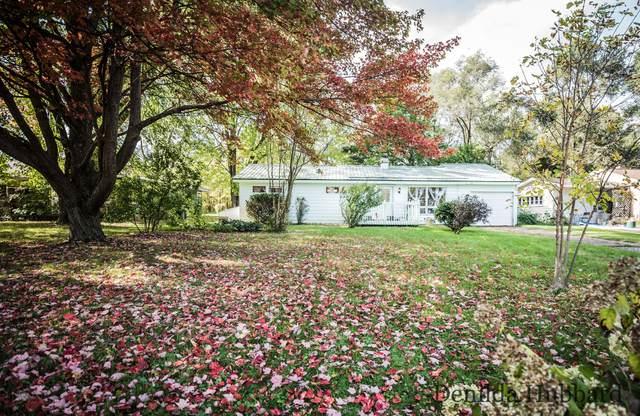 1820 S Greenville Road, Greenville, MI 48838 (MLS #21111687) :: Keller Williams Realty | Kalamazoo Market Center