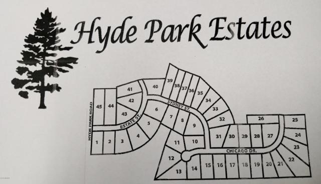 1352 Estate Street Lot 43, Whitehall, MI 49461 (MLS #16045714) :: JH Realty Partners