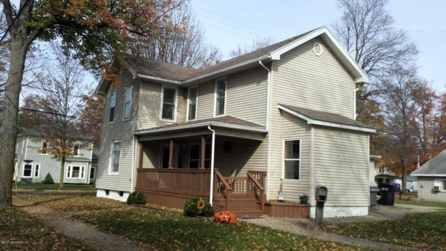 208 Evans, Jonesville, MI 49250 (MLS #17043045) :: Carlson Realtors & Development