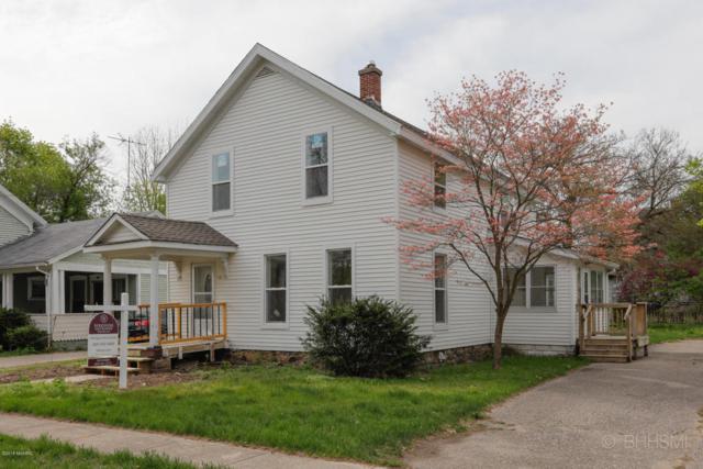 310 Elm Street, Paw Paw, MI 49079 (MLS #18008689) :: Deb Stevenson Group - Greenridge Realty