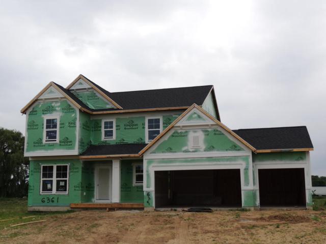 6361 Eaglewood Dr, Hudsonville, MI 49426 (MLS #18027222) :: Carlson Realtors & Development