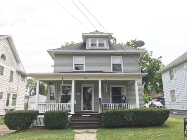 501 Harwood Street, Jackson, MI 49203 (MLS #18027506) :: Deb Stevenson Group - Greenridge Realty