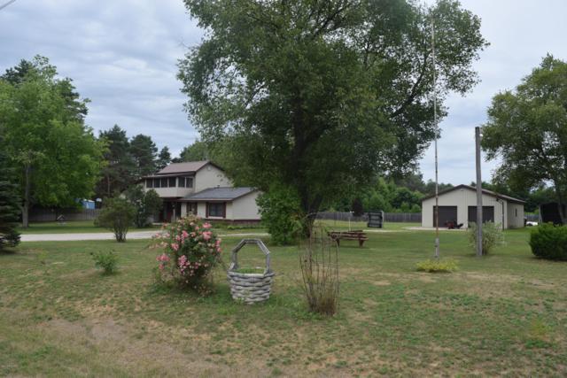 9666 Jouppi Road, Kaleva, MI 49645 (MLS #18034936) :: JH Realty Partners