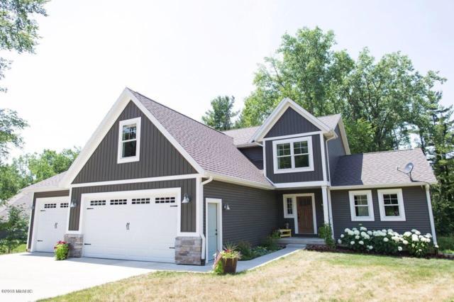 499 Pineview Drive, Lake Odessa, MI 48849 (MLS #18041416) :: Deb Stevenson Group - Greenridge Realty