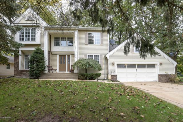 220 Fairway Court, Plainwell, MI 49080 (MLS #18049603) :: Matt Mulder Home Selling Team
