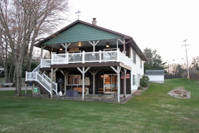 1890 West Lake Road, Twin Lake, MI 49457 (MLS #19015598) :: CENTURY 21 C. Howard