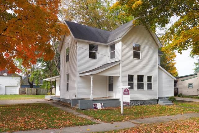 240 White Pigeon Street, Constantine, MI 49042 (MLS #19051380) :: CENTURY 21 C. Howard