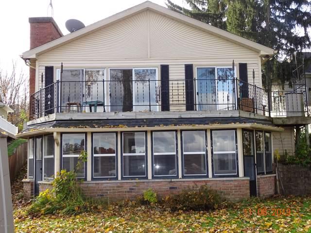 459 Harrington Road, Delton, MI 49046 (MLS #19053934) :: JH Realty Partners
