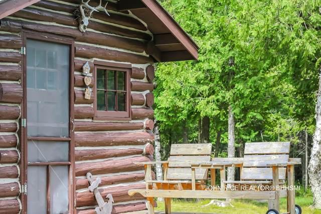 1943 S Duck Bay Trail Marquette Islan, Cedarville, MI 49719 (MLS #20033088) :: Deb Stevenson Group - Greenridge Realty