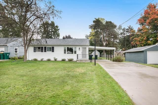 516 Weeks Avenue, Battle Creek, MI 49015 (MLS #20040551) :: JH Realty Partners