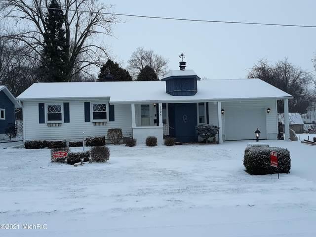 1025 Mcarthur Street, Lake Odessa, MI 48849 (MLS #21002259) :: Jennifer Lane-Alwan
