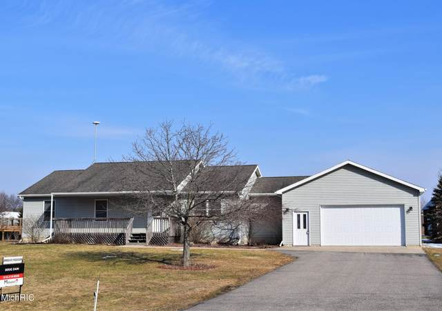 2899 White Tail Drive, Sidney, MI 48885 (MLS #21004370) :: Your Kzoo Agents