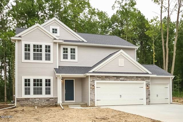5963 Lynn Drive, Allendale, MI 49401 (MLS #21006484) :: Ginger Baxter Group