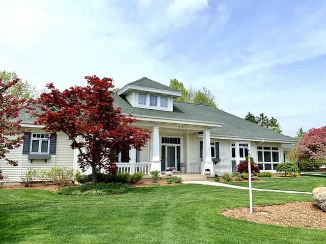 381 Stonehenge Drive SW, Grandville, MI 49418 (MLS #21014048) :: JH Realty Partners