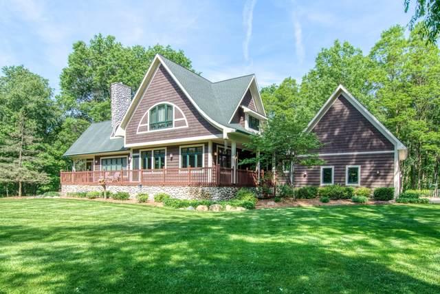 177 River Pine Drive, Lowell, MI 49331 (MLS #21021499) :: BlueWest Properties