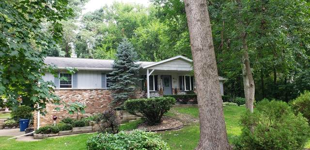 911 Concord Drive, Lawton, MI 49065 (MLS #21024779) :: BlueWest Properties